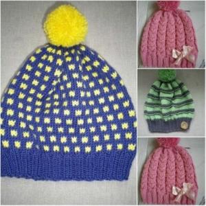 Meriino mütsid