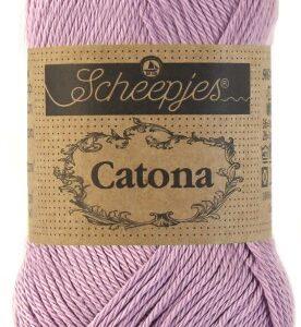 Scheepjes 520 Lavender catona